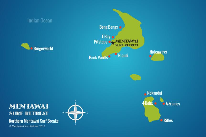 Mentawai Surf Spots