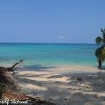 Mentawai Beach Coconuts