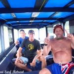 Mentawai Boat Ride