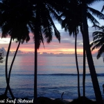 Mentawai Beautiful Sunset